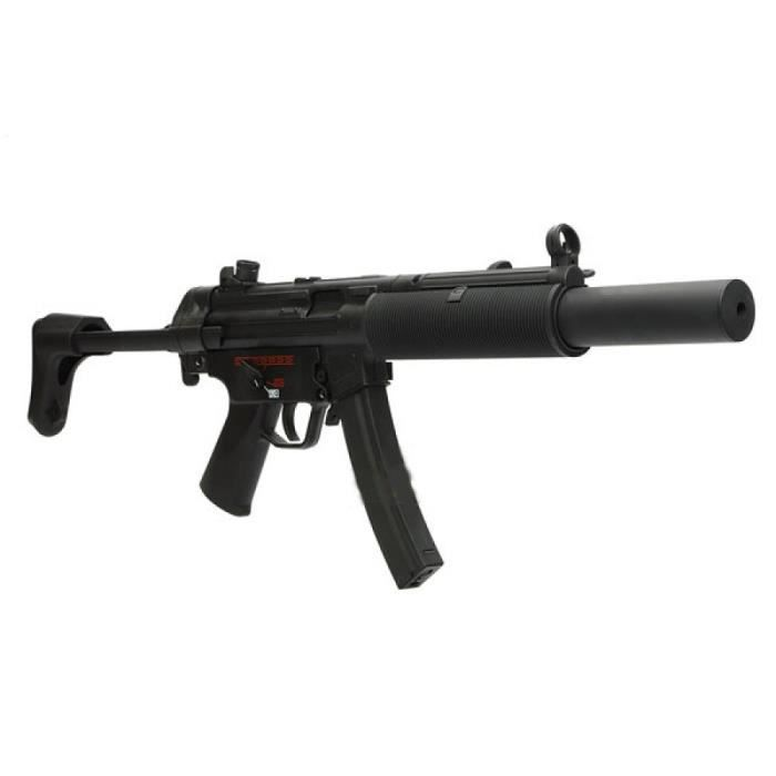 Equipement mp5 airsoft