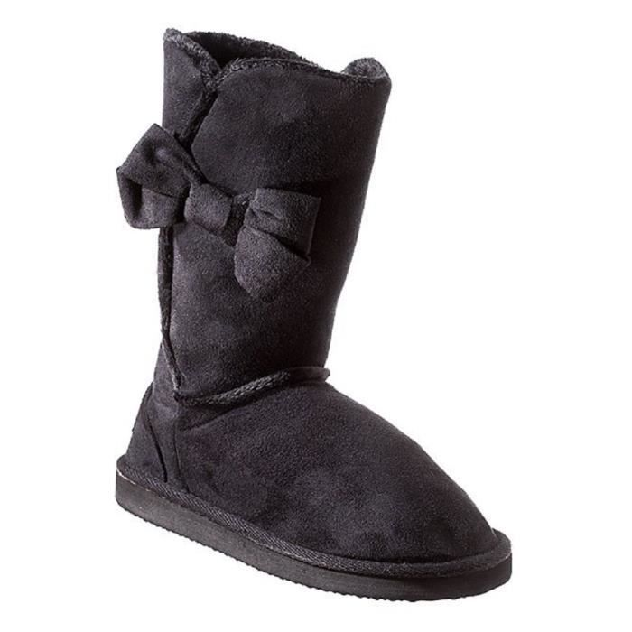 Madness Womans Short Warm Winter Boots OJGIR Taille-36 1-2