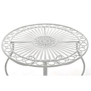 Table De Jardin Ronde Achat Vente Table De Jardin Ronde Pas Cher