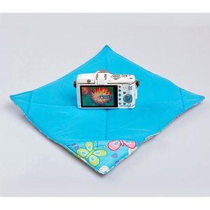 PACK APPAREIL COMPACT Caméra Sac wrap (bleu)