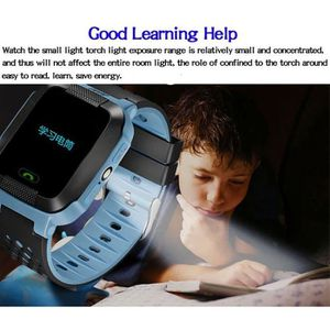 BATT. MONTRE CONNECTÉE Montre connectée smartwatch enfant GPS micro sim l