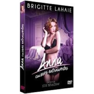 DVD FILM Anna Cuisses Entreouvertes (Version X)