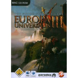 JEU PC Europa Universalis 3 [import allemand]