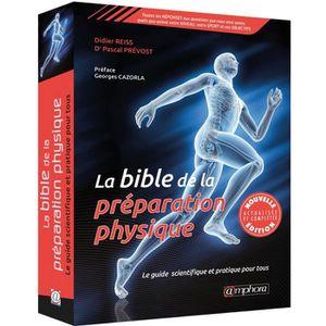 LIVRE SPORT La bible de la préparation physique - Nouvelle édi