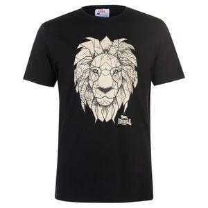 T-SHIRT Lonsdale Lion T-Shirt Hommes