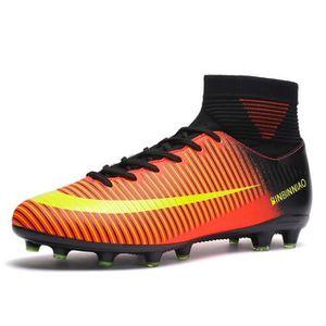 new concept eed26 14788 CHAUSSURES DE FOOTBALL Zencart Chaussures De Soccer Pour Hommes En Plein