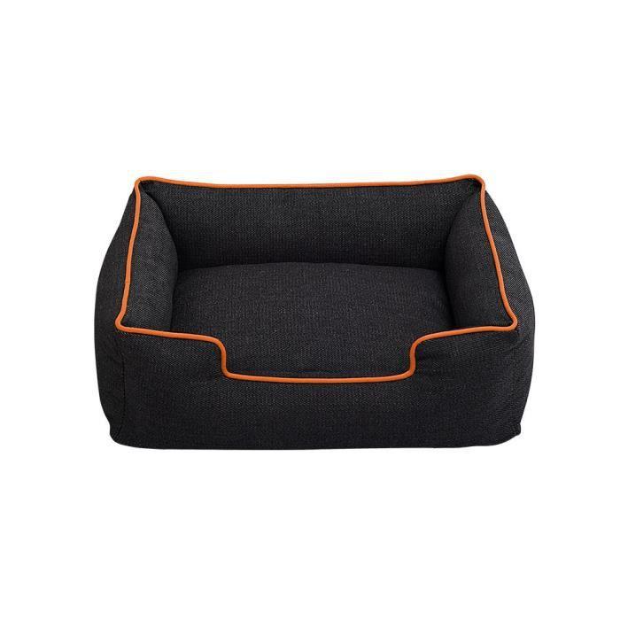 Chiot Chien Chat Denim Épais Robuste Mat Confortable Chaud Lit Douillet Cotten Maison Nest H2555