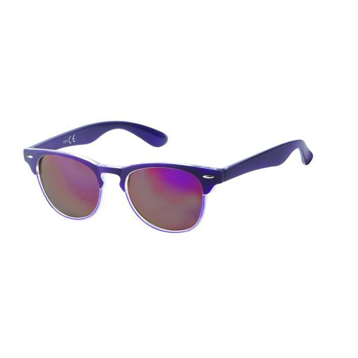 Lunettes style Clubmaster-KOST 5054 violet