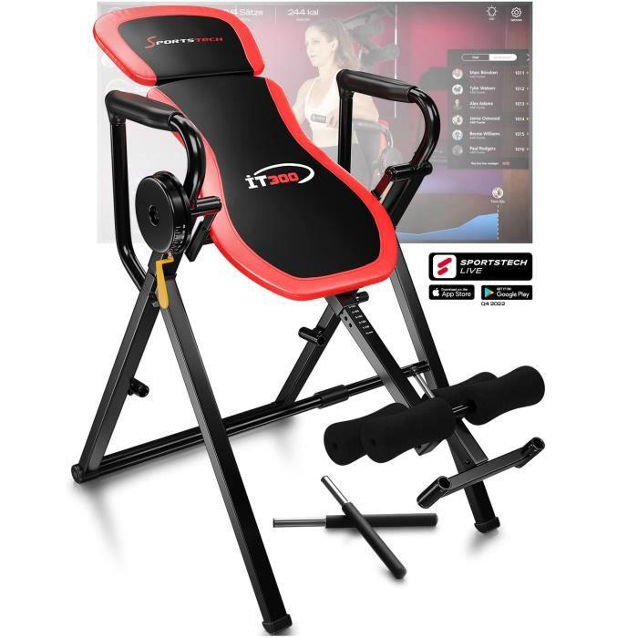 It300 Musculation Traction Abdominaux Fitness Pliante Sport Banc Maison Table Bureau Pliable Appartement Entraînement D'inversion TFJ15Kul3c