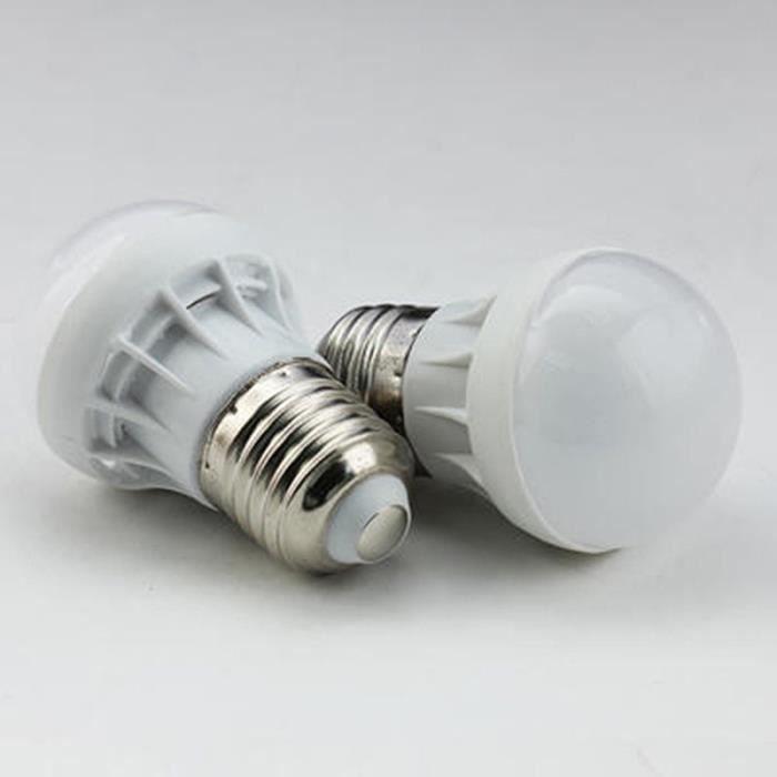 E27 7 Lampe Secours W 220v Intelligente Led Ampoule Rechargeable De BoerdCxW