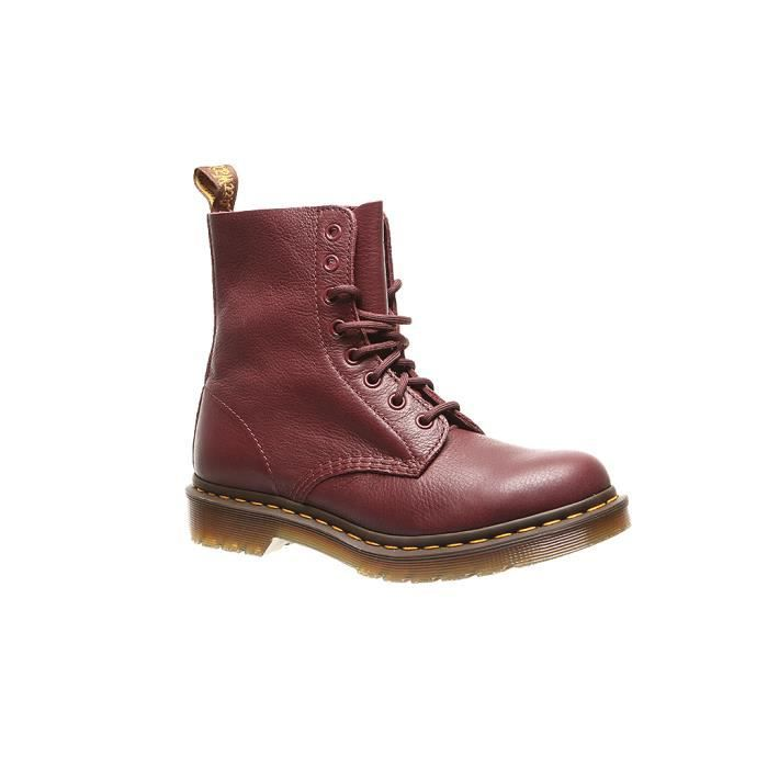 72241c3d18510 Dr.Martens Pascal Cherry Red Sneaker  37  - Achat   Vente derby ...