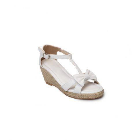 NoeudBlanc Enfant Sandale Compensée Enfant NoeudBlanc Compensée Sandale Sandale Achat Achat MUGzVpqS