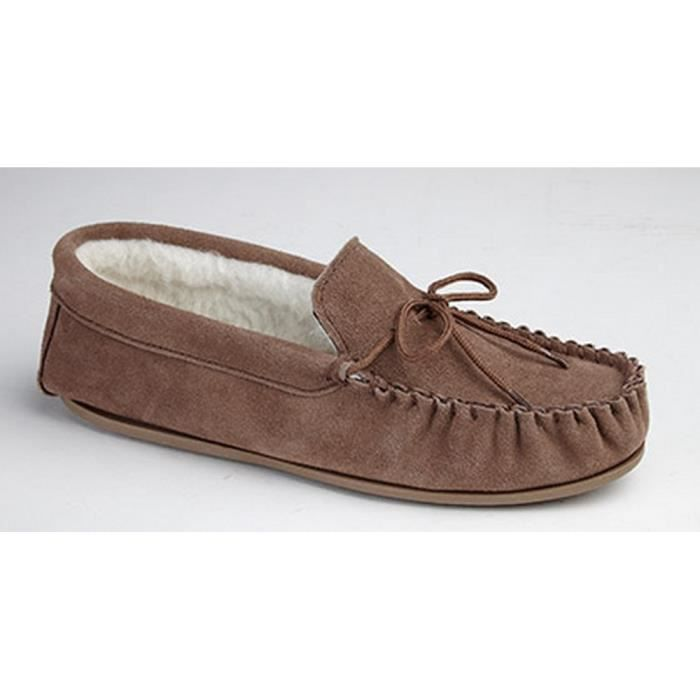 Mokkers Oliver - Chaussons style mocassins - Ho... WSS82n