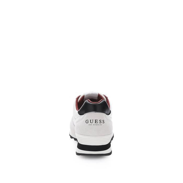 Baskets Guess Charlie Homme Man Active Blanc a0q8wgF