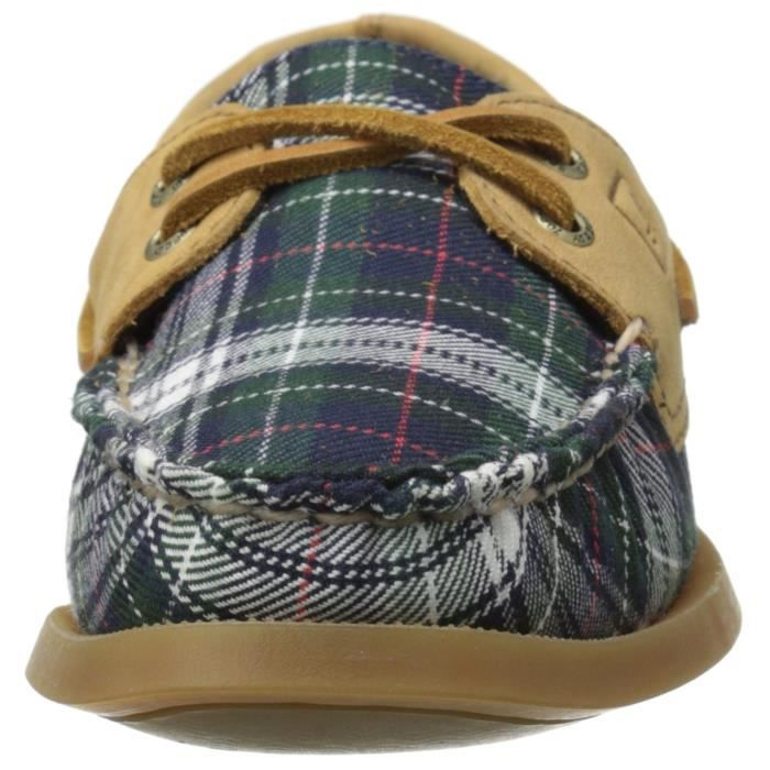 Sperry Top-Sider A - o 2 yeux Tartan Plaid Chaussures bateau P7R8M Taille-40 1-2