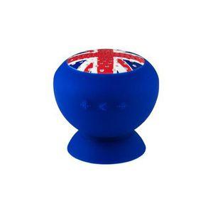 QDOS QD-015-UK - Enceinte Portable Bluetooth - United Kingdom