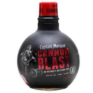 RHUM Captain Morgan Cannon Blast 1L