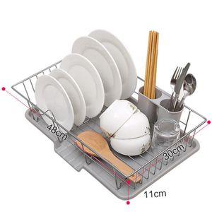 EGOUTTOIR À COUVERTS WHEN® égouttoir vaisselle  – bac à vaisselle en pl