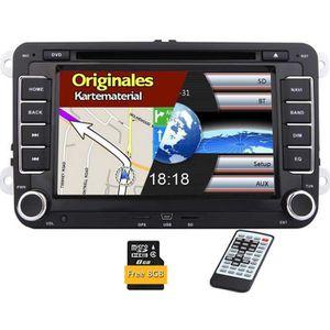 AUTORADIO 2 Din Bluetooth 7 pouces Full Autoradio écran tact