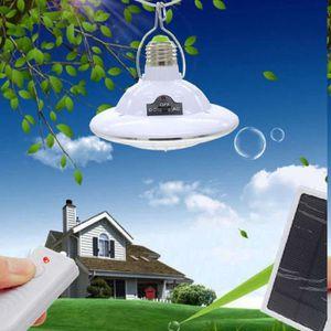 BALISE - BORNE SOLAIRE  22 LED lumières solaires télécommande avec crochet