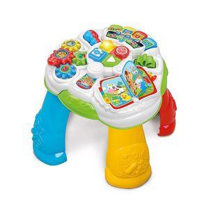 TABLE JOUET D'ACTIVITÉ CLEMENTONI Table d'activités Baby