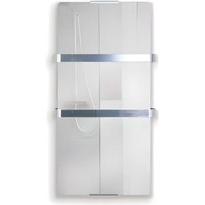 seche serviette miroir achat vente seche serviette miroir pas cher cdiscount. Black Bedroom Furniture Sets. Home Design Ideas
