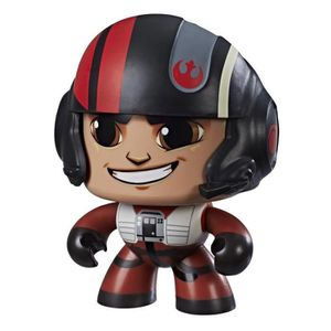 FIGURINE - PERSONNAGE Figurine Star Wars Mighty Muggs : Poe Dameron aill