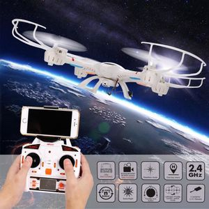 DRONE Drone 2.4 GHz 6 axes Gyro RC Quadcopter 3D Roll Mo