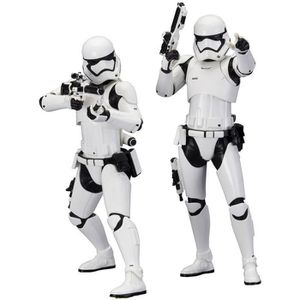 FIGURINE - PERSONNAGE Pack de 2 statues Star Wars - Stormtroopers - Epis