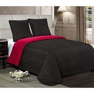 couvre lit jet de lit achat vente couvre lit jet de lit pas cher black friday le 24. Black Bedroom Furniture Sets. Home Design Ideas