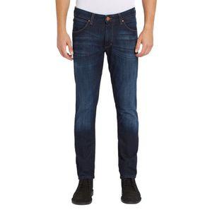 12a61a3069cda Jean Slim Noir Larston pour homme Noir - Achat   Vente jeans - Cdiscount
