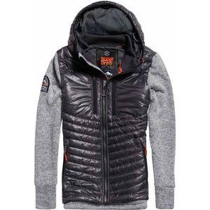 0a7360b7adbe SWEATSHIRT Vêtements Homme Vestes Superdry Storm Hybrid