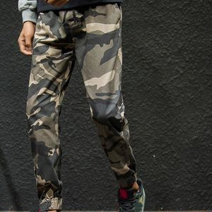 Yumyumis® Hommes Mode camouflage Neuf Points petits pieds Looser ... afb736d6ab0