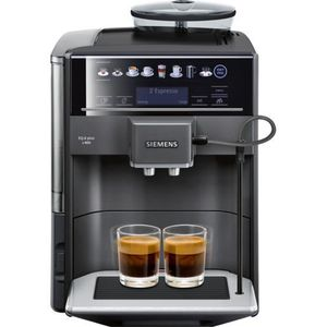 MACHINE À CAFÉ Siemens EQ.6 TE654319RW, Autonome, Machine à expre