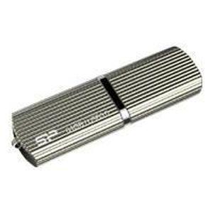 CLÉ USB SILICON POWER Clé USB 3.0 - M50 - 64 GB - Champagn