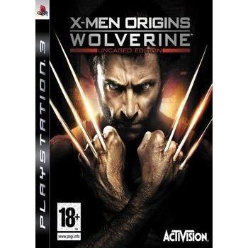 JEU PS3 X MEN ORIGINS WOLVERINE / Jeu console PS3
