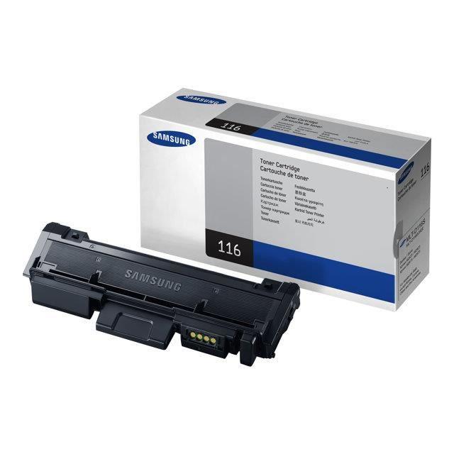 SAMSUNG Toner MLT-D116S/ELS - Noir - Capacité standard 1.200 pages