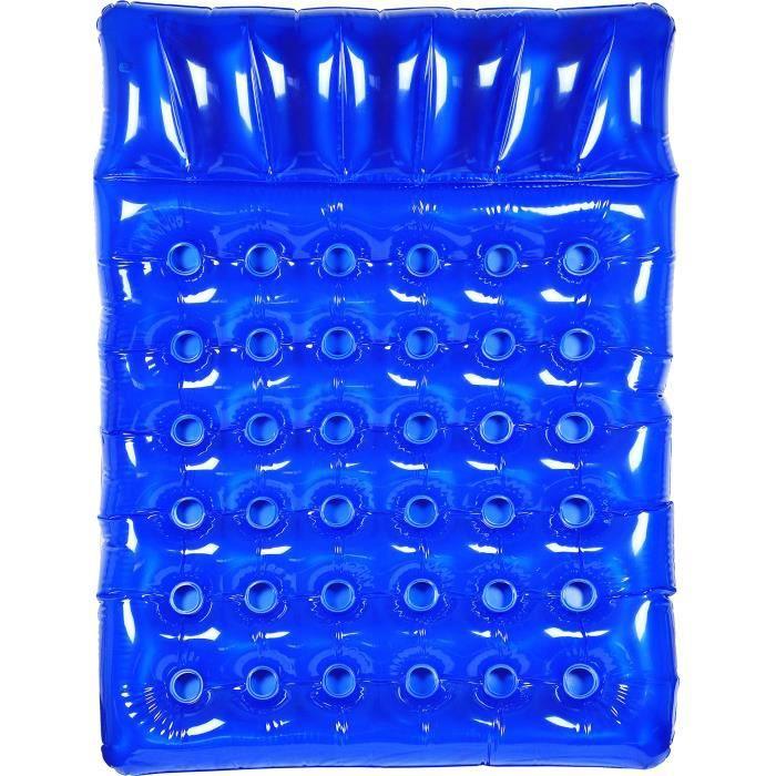 Piscine Pouces 78 Matelas Longue H5odk Chaise Double Gonflable Flotteur Géant Bleu WDH9I2YeE