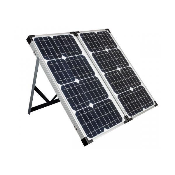 valise solaire 60w avec ses accessoires achat vente kit photovoltaique valise solaire 60w. Black Bedroom Furniture Sets. Home Design Ideas