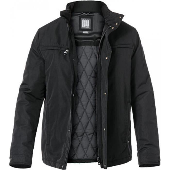 Achat Jacket Noir M7420g Homme Veste Man Geox BRdXqYS