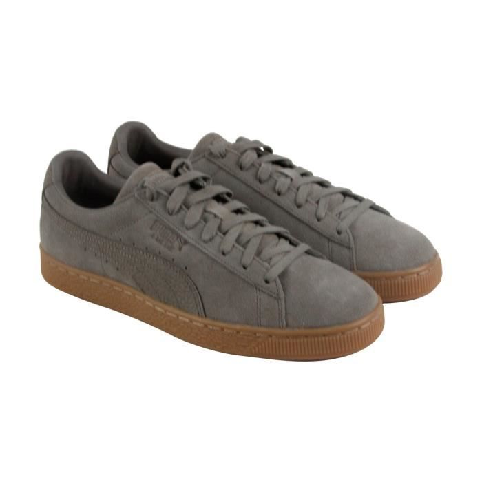 Puma Suede 37 Warmth Taille Classic Sneaker Natural W4RFS aadrfq