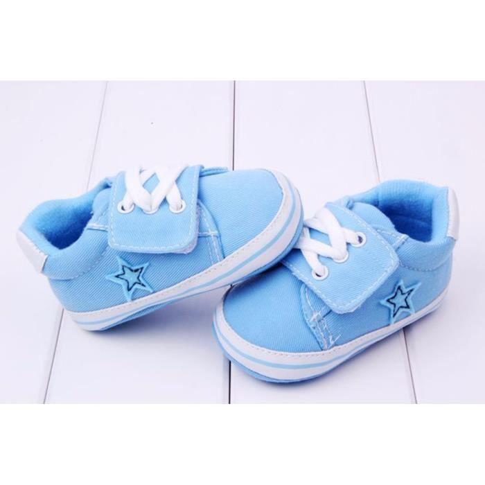 Lavieni ®Nouveau-né infantile bébé Start Sneaker anti-dérapant doux Sole Toddler chaussures SCH71204832