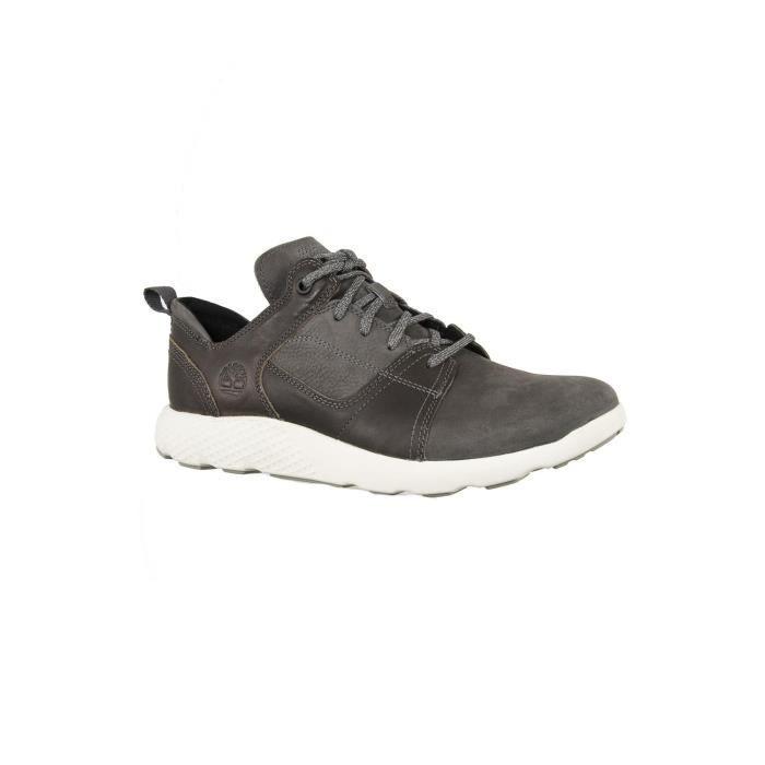 chaussures ville timberland ca1sx1 flyroam oxford gris