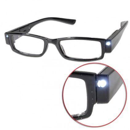 85fa7f8397f Lunettes loupe éclairantes à LED - Achat   Vente lunettes de lecture ...