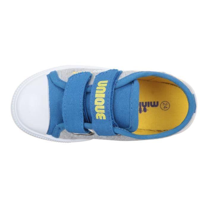 MINIONS Baskets Chaussures Bébé et Enfant Garçon