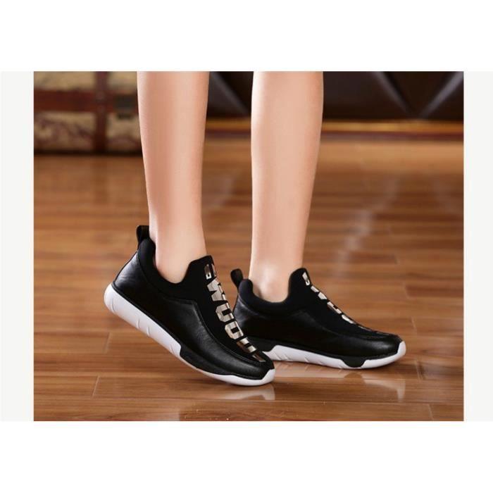 869997ef9de2d ... femmes lacets été chaussures marche 2016 respirante casual style chaussures  femmes respirant classique RUnxwfT ...