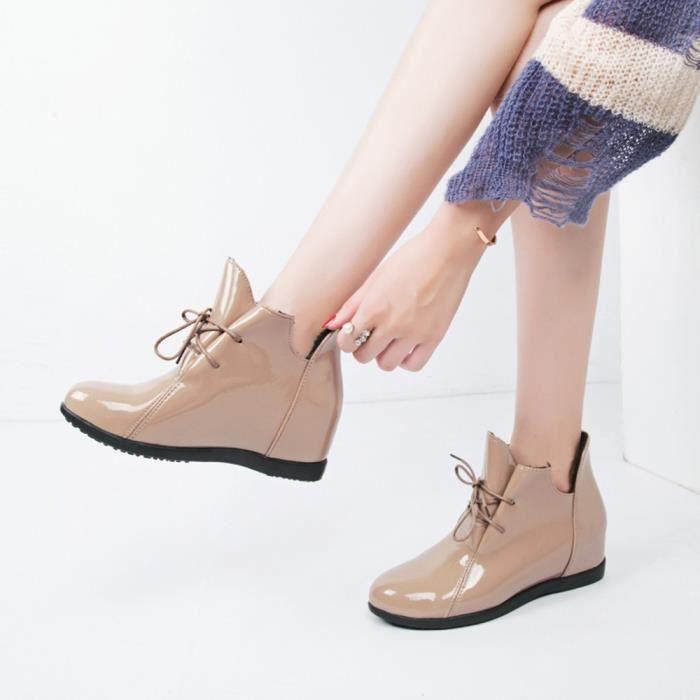 Brevet Chaussures Plus Surélévation De Des Martin En Femmes