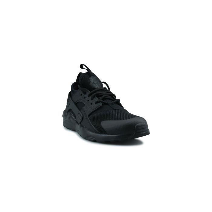 Basket Nike Huarache Run Ultra Enfant Noir 859593-004