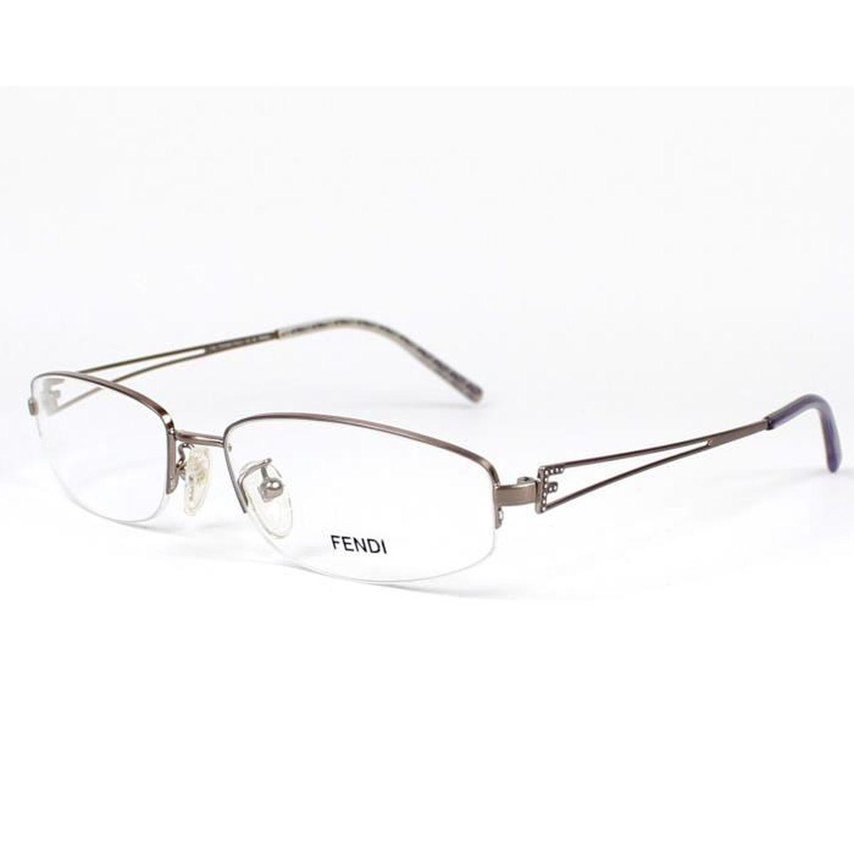 Lunettes de vue Fendi F615RI -688 Rose - Achat   Vente lunettes de ... eb38816ccb98
