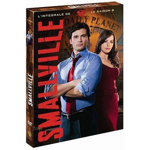 DVD SÉRIE DVD Smallville, saison 8